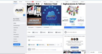 manejo de redes sociales ads